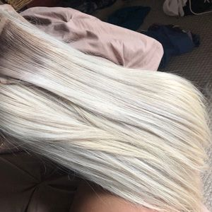 2 pack Luxy hair extensions